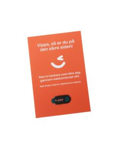 Webcam-beskytter - pakke á 10 stk