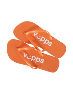 Slippers - dame/herre - pakke á 5 stk.